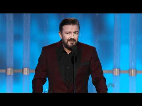 Globe - Ricky Gervais opening monologue from the 2012 Golden Globe Awards 2011 Golden Globe Awards opening monologue: http://youtu.be/BvHXzP2SpLA © Copyright Dick Cl...