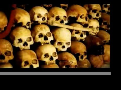Rwonda's Genocide in the Face of earth.