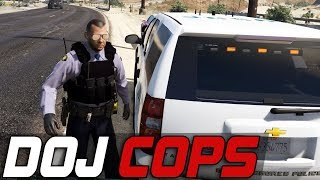 Dept. of Justice Cops #515 - National Pink Day