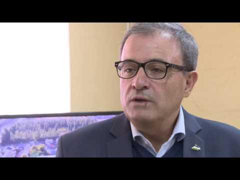 Pesatti se reunió con autoridades del IUPA