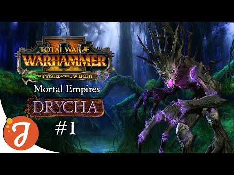 Briarmaven Of Woe | Drycha #01 | Total War: WARHAMMER II - Twisted & The Twilight