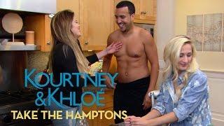 Video French Montana's Questionable Wardrobe Decision | Kourtney & Khloé Take the Hamptons | E! MP3, 3GP, MP4, WEBM, AVI, FLV Januari 2018