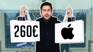 Video J'achète 260€ de Produits Apple Rares ! (Introuvables en France) MP3, 3GP, MP4, WEBM, AVI, FLV Agustus 2017