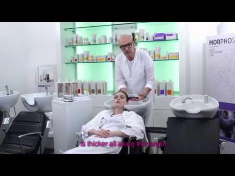 MORPHOSIS RE-STRUCTURE: экспресс-процедура филлера для поврежденных волос