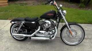 8. New 2013 Harley-Davidson XL 1200V Sportster Seventy-Two