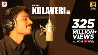 "Check out the exclusive video, shot during the recording of the song ""why this kolaveri di"" with the music composer Anirudh, ..."