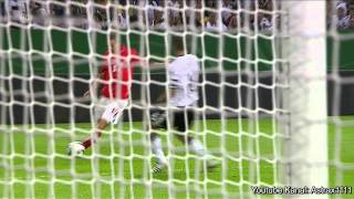Deutschland – Österreich 6:2 (02.09.2011)