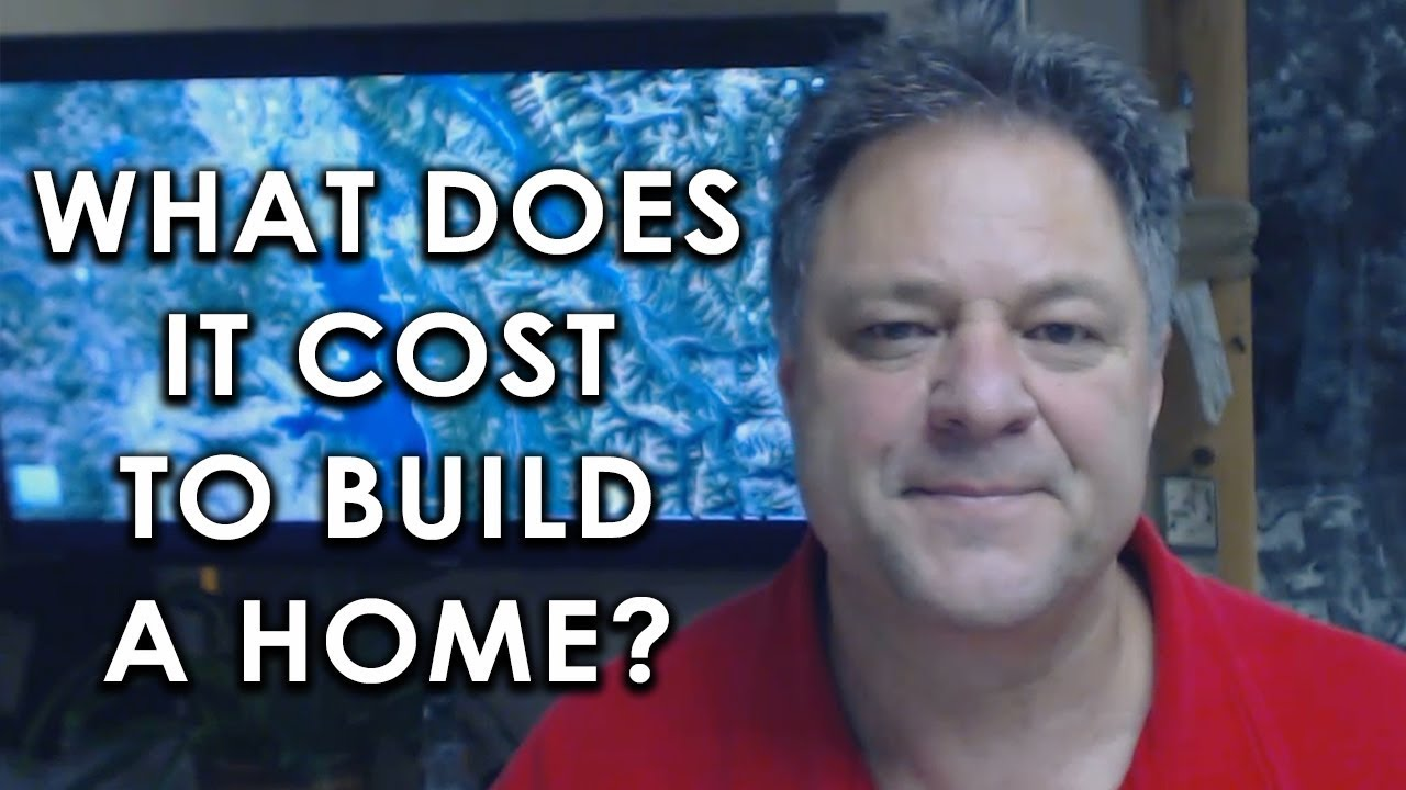 The Cost of Constructing a New Home