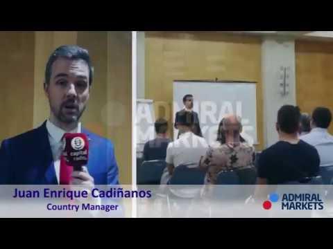 Admiral Markets organiza dos sesiones gratuitas de trading en vivo en Vigo y A Coruña