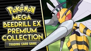 Pokémon Cards - EARLY Mega Beedrill EX Premium Collection Box Opening Battle vs PokeGrownUps! by The Pokémon Evolutionaries