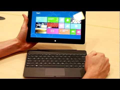Asus Tablet 600 : ARM et Windows RT