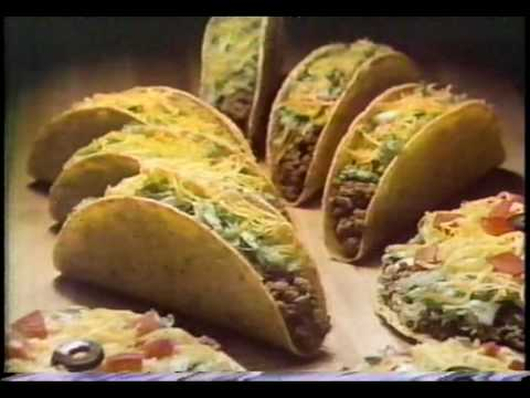1979 Taco Bell Commercial