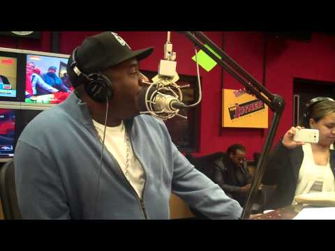 Comedian Corey Holcomb talks about the Angry Black Woman Syndrome on the Tom Joyner Morning Show