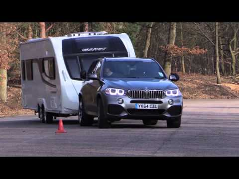 The Practical Caravan BMW X5 review