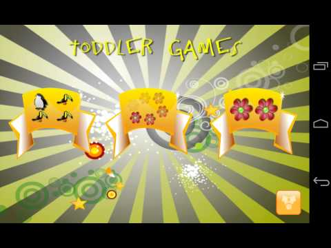 Video of Toddler Games (no ads)