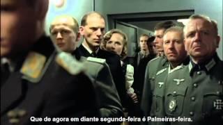 Mais em: Zoação FC http://zoacaofc.com/ Hitler descobre que o Palmeiras foi rebaixado para a Série B do Brasileirão.
