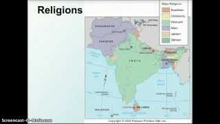 Geog 2750: Module 11 - South Asia climate and culture