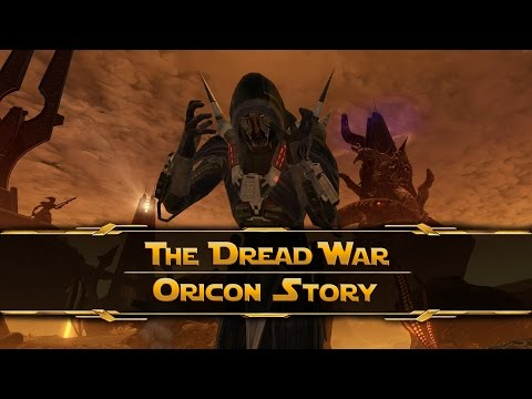 SWTOR - The Dread War - Oricon Story [Emperor's Wrath]