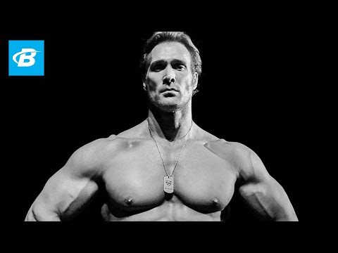 Mike O'Hearn Power Bodybuilding Chest – Bodybuilding.com