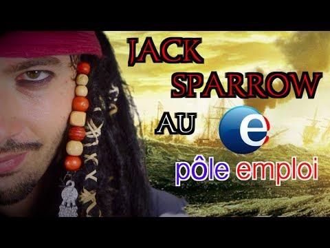 JACK SPARROW AU PÔLE EMPLOI - NINO ARIAL