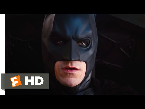 The Dark Knight Rises (2012) - Batman's Sacrifice Scene (9/10) | Movieclips