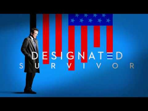 DESIGNATED SURVIVOR, SEASON 1 - Official Trailer - Available on November 22
