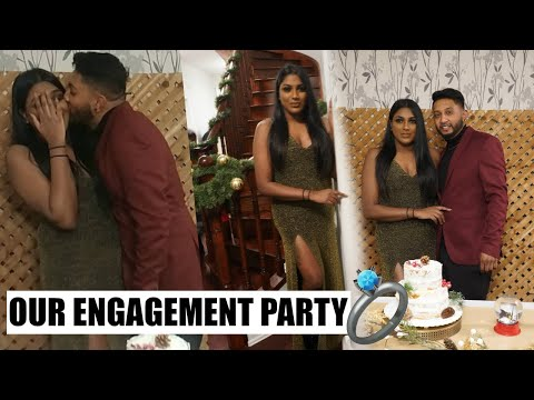 ENGAGEMENT PARTY VLOG | Limitless bwl