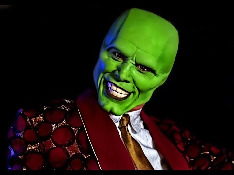 Film The Mask | Scène culte Jim Carrey - en français