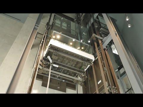 Chế tạo thang máy