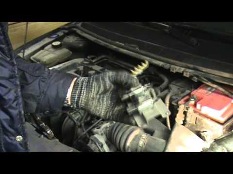 Клапан управления заслонками форд фокус снимок