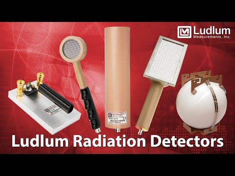 Ludlum Radiation Detectors