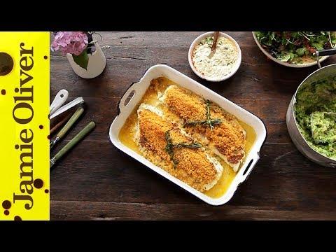 Tasty Crusted Cod | Jamie Oliver