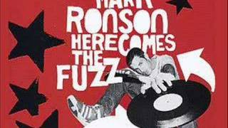 Mark Ronson - Bout To Get Ugly (Feat. Rhymefest & A. Hamilton)