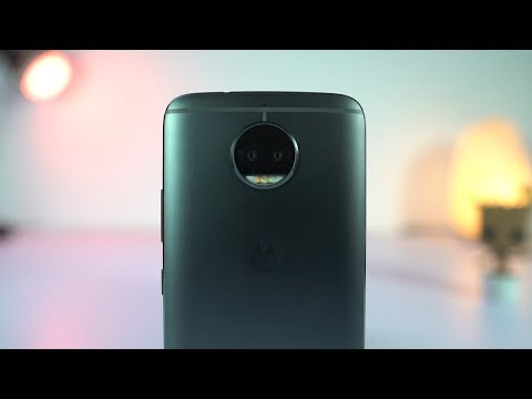 Moto G5s Plus Camera Review