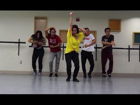 Meiling Tan   Izzy Azalea – Beg For It [Choreography]