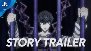 Persona 5 - Story Trailer