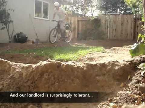 World's Smallest Pump Track