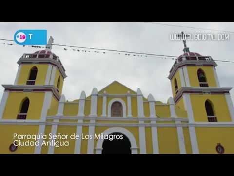 Orgullo de mi País Parroquia Ciudad Antigua