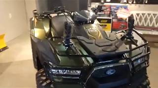 8. All Around Performance Kymco Mxu 700I Hunter Walk thru