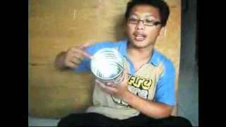 Antena Kaleng Ilkom'09