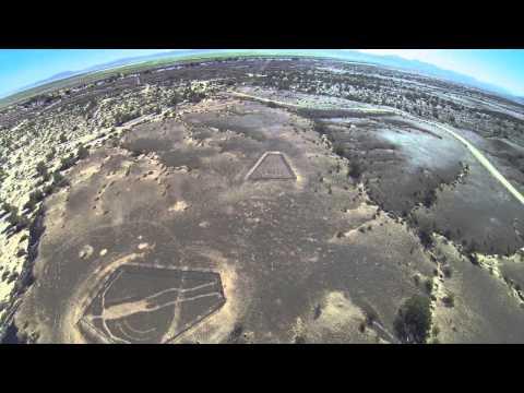 Blythe Intaglios..Aerial Footage…Phantom2…Gopro 3…Geoglyphs