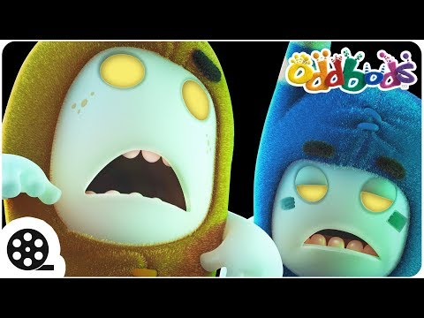 Oddbods | Zombie Apocalypse - Halloween Special | Cartoons For Kids