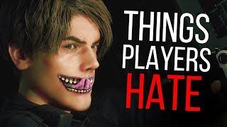 Video Resident Evil 2: 10 Things Players HATE MP3, 3GP, MP4, WEBM, AVI, FLV Februari 2019