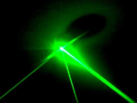 Đèn Laser Màn Nhiều Màu