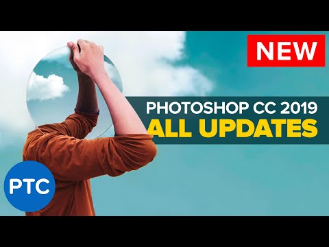 Photoshop CC 2019 Tutorials - MUST-KNOW New Features In Adobe Photoshop CC 2019
