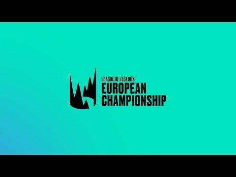 [PL] League of Legends European Championship Lato 2020 | W8D1 | TV: Polsat Games (kanał 16)