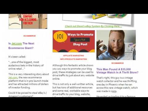 FREE 2015 Home Based Business Owner Debut Newsletter Preview – Dave Espino