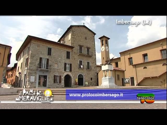Paesi delle meraviglie: Imbersago e Villa d'Adda