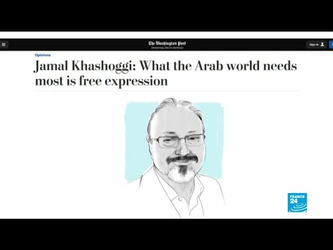 Washington Post publishes Khashoggi's last column