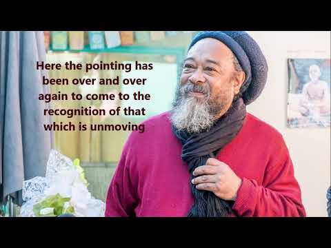 Mooji Quotes: The Unchanging One